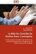 Cover-Bild zu Le Rôle Du Contrôle de Gestion Dans L Entreprise von Collectif