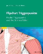 Cover-Bild zu Flipchart Triggerpunkte von Travell, Janet G.