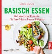 Cover-Bild zu Basisch essen (eBook) von Wacker, Sabine