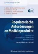 Cover-Bild zu Regulatorische Anforderungen an Medizinprodukte von Lühmann, Dagmar