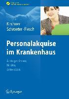 Cover-Bild zu Personalakquise im Krankenhaus von Kirchner, Helga