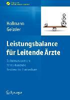 Cover-Bild zu Leistungsbalance für Leitende Ärzte von Hollmann, Jens