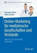 Cover-Bild zu Online-Marketing für medizinische Gesellschaften und Verbände von Köhler, Alexandra