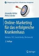 Cover-Bild zu Online-Marketing für das erfolgreiche Krankenhaus von Köhler, Alexandra