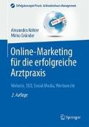 Cover-Bild zu Online-Marketing für die erfolgreiche Arztpraxis von Köhler, Alexandra
