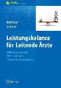 Cover-Bild zu Leistungsbalance für Leitende Ärzte (eBook) von Geissler, Angela