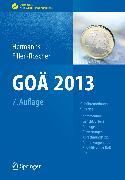 Cover-Bild zu Goä 2013 (eBook) von Roscher, Bärbel (Hrsg.)