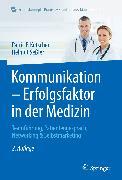 Cover-Bild zu Kommunikation - Erfolgsfaktor in der Medizin (eBook) von Seßler, Helmut