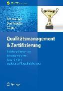 Cover-Bild zu Qualitätsmanagement & Zertifizierung (eBook) von Ertl-Wagner, Birgit