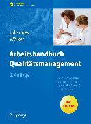 Cover-Bild zu Arbeitshandbuch Qualitätsmanagement (eBook) von Johannes, Heike