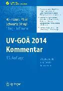 Cover-Bild zu UV-GOÄ 2014 Kommentar (eBook) von Tiling, Thomas (Hrsg.)