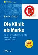 Cover-Bild zu Die Klinik als Marke (eBook) von Nemec, Sabine