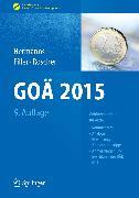 Cover-Bild zu Goä 2015 (eBook) von Hermanns, Peter M. (Hrsg.)