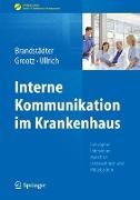 Cover-Bild zu Interne Kommunikation im Krankenhaus von Brandstädter, Mathias
