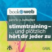 Cover-Bild zu Stimmtraining von Kutscher, Patric P.