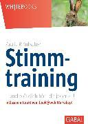 Cover-Bild zu Stimmtraining (eBook) von Kutscher, Patric P.