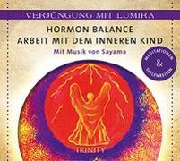 Cover-Bild zu Verjüngung mit Lumira. Hormon-Balance Arbeit mit dem inneren Kind von Lumira