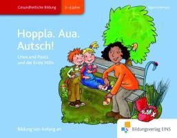 Cover-Bild zu Hoppla. Aua. Autsch!