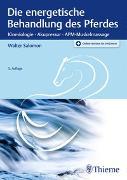 Cover-Bild zu Die energetische Behandlung des Pferdes von Salomon, Walter