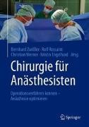 Cover-Bild zu Chirurgie für Anästhesisten von Zwißler, Bernhard (Hrsg.)