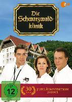 Cover-Bild zu Die Schwarzwaldklinik von Lichtenfeld, Herbert