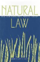 Cover-Bild zu Natural Law and Contemporary Public Policy von Novak, David