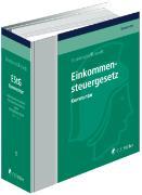 Cover-Bild zu Einkommensteuergesetz - Kommentar zum Einkommensteuergesetz von Adamek, Richard