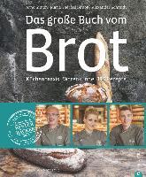 Cover-Bild zu Das große Buch vom Brot von Simon, Marie Thérèse