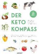 Cover-Bild zu Der Keto-Kompass von Gonder, Ulrike