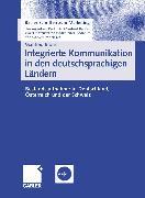 Cover-Bild zu Integrierte Kommunikation in den deutschsprachigen Ländern (eBook) von Bruhn, Manfred