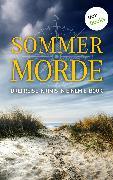 Cover-Bild zu Sommermorde (eBook) von Rodrian, Irene