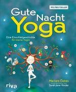 Cover-Bild zu Gute-Nacht-Yoga von Gates, Mariam