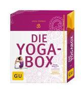 Cover-Bild zu Die Yogabox von Trökes, Anna