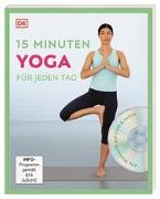 Cover-Bild zu 15 Minuten Yoga für jeden Tag von Grime, Louise