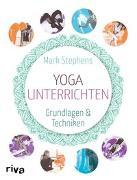 Cover-Bild zu Yoga unterrichten von Stephens, Mark