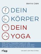 Cover-Bild zu Dein Körper - dein Yoga von Clark, Bernie