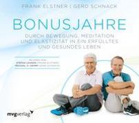 Cover-Bild zu Bonusjahre von Elstner, Frank