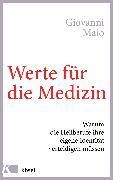 Cover-Bild zu Werte für die Medizin (eBook) von Maio, Giovanni