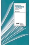 Cover-Bild zu Merkbüchlein FREMDWÖRTER von Hürlimann, Martin