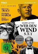Cover-Bild zu Wer den Wind sät von Spencer Tracy (Schausp.)