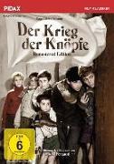 Cover-Bild zu Der Krieg der Knöpfe (Remastered) von Pierre Trabaud (Schausp.)