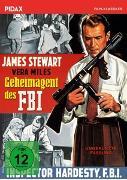 Cover-Bild zu Geheimagent des FBI von James Stewart (Schausp.)