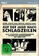 Cover-Bild zu Auf der Jagd nach Schlagzeilen von Daniel Cauchy (Schausp.)