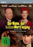 Cover-Bild zu Der Mann, der keinen Mord beging von Karl-Michael Vogler (Schausp.)