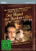 Cover-Bild zu Sherlock Holmes - Der Hund der Baskervilles von Wassili Liwanow (Schausp.)