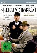 Cover-Bild zu Detektiv Campion - Staffel 2 von Peter Davison (Schausp.)