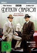 Cover-Bild zu Detektiv Campion - Staffel 1 von Peter Davison (Schausp.)