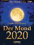 Cover-Bild zu Der Mond 2020 Tagesabreißkalender