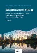 Cover-Bild zu Mitarbeiterentsendung (eBook) von Mennen, Heidi