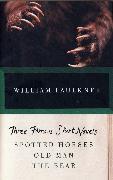 Cover-Bild zu Three Famous Short Novels (eBook) von Faulkner, William